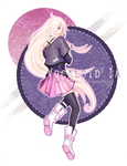 Vocaloid: IA by Avvoula