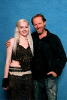 Meeting Iain Glen by SilverKhaleesi
