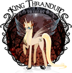 King Thranduil Pony Version by YukiAdoptablesPonies
