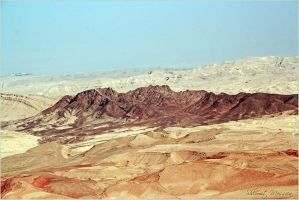 Ramon Crater by ShlomitMessica