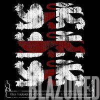 This England by blazoned