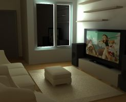 my home theater by janu-onliners