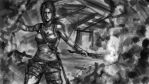 Tomb Raider Turning Point WIP by BaoVu