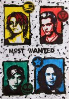 My Chemical Romance 7 by weedenstein
