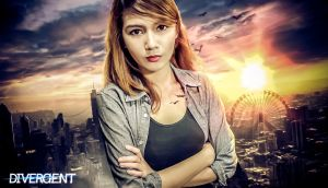 DIVERGENT by LorelynF
