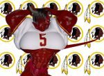 Hail To The Redskin by Angel-Uriel15