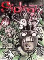 SlipKnoT by AtariBetch