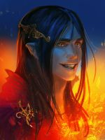 Feanor by sagasketchbook