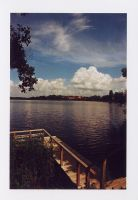 Trakai, Totoriskiu Lake by Monster0id