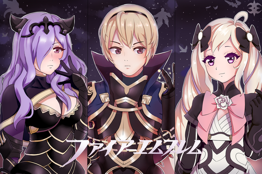 Fight with Nohr by xCappu
