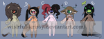 CC Adopts- OPEN (1 Left) by Wishful-Krissy