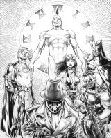 Watchmen by justbuzz