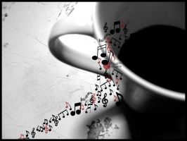 Black Coffee by Sankri
