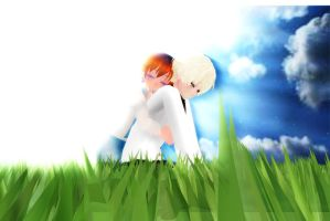 .:MMD:. Bond of Brothers by Xella-15