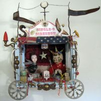 Sideshow 2 Assemblage by bugatha1