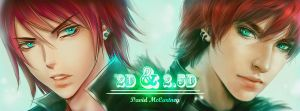 2D and 2.5D by davidmccartney