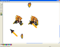 Scorch X sprite sheet preview by GlaviusSoul