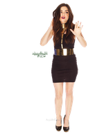 Lucy Hale PNG by inlovewithbullet