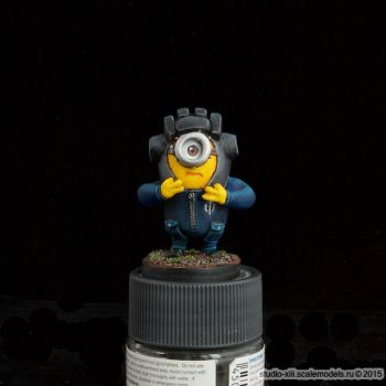 Tankman Minion (World of Tanks) by Michael-XIII
