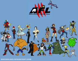 AFL III Awesomeness ++ by The-Knick