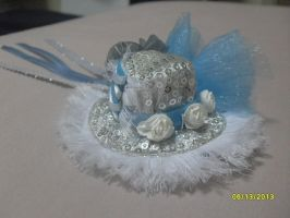 Mini Marjorette mini top hat 2 by mad-hatter-71