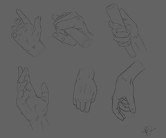 Hand practice. by kaps-world