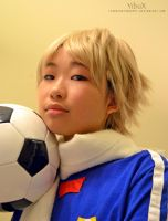 Inazuma Eleven: Ready for Battle by YibuXPhotography