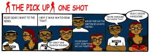 The Pick Up One shot part 2 of Kiki coming ove by RWhitney75