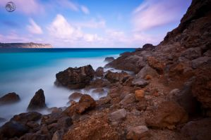 Secluded Cove Long Exposure 4 by Creative--Dragon