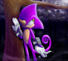 When the night sets in by Fantailed-Hedgehog