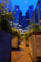 Paris by night, la defense 2 by Telekinesy