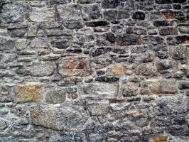 Stones and walls III by Aldriann