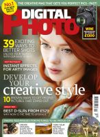 Digital Photo Magazine Spring Issue Cover by charleshildreth