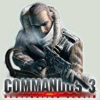 Commandos 3 - DB ICON by raptor02