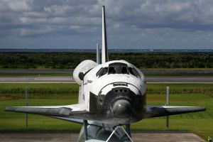 Endeavour at Eye Level by OpticaLLightspeed