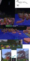 MineCraft Shinanigans by AshBadger
