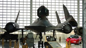 Lockheed SR-71 blackbird by shelbs2