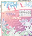 Spring Flowers Brushes by Coby17