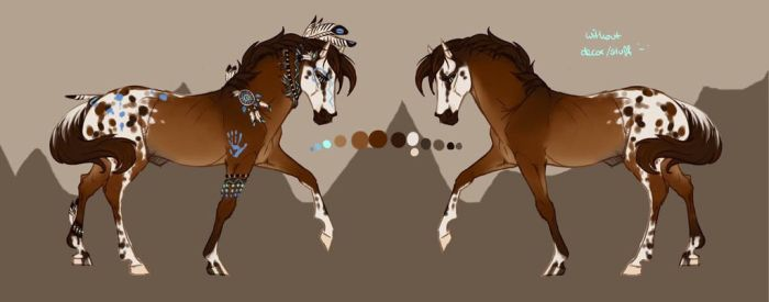This is Cherokee  by dreamcatcher106