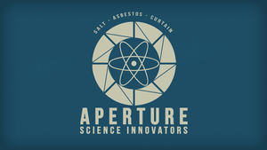 Aperture Science - Wallpaper 1 by Caparzofpc