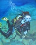 Diver by Osria