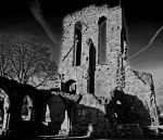 B and W Abbey by close101