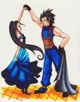 DWTGS15-Zack Fair by Ai-Don