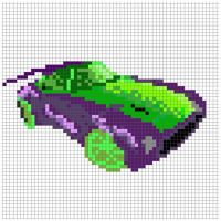 Nerve Hammer Perler Bead Pattern by Chasersgaming
