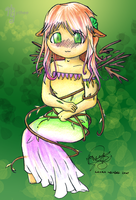 Who doesnt dig nymph chibis? by Mythee
