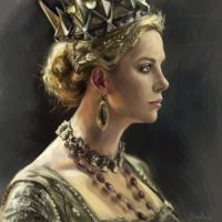 Queen Ravenna by Exdtd
