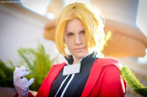 Edward Elric by aruftw