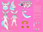 :Commission: Candy Cotton Reference by YuikZ