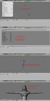 Adding mesh parts in Blender 2.49b Part1 by TheRaiderInside