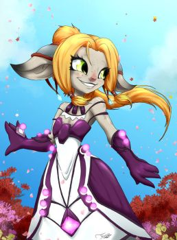 Asura Wedding Outfit - Aaxxii by Theonyn